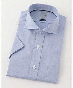 半袖色ドビーワイシャツ(ZON614-255)(MO019N0MO00000GIT)