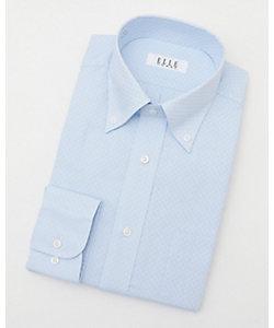 ELLE(Men)/エル 長袖色ドビーワイシャツ(ZED381-250)(MO020N0MO00000FNS)