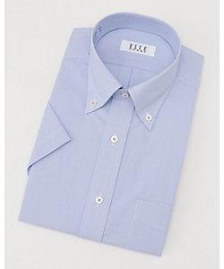ELLE(Men)/エル 半袖チェックワイシャツ(ZEN627-660)(MO020N0MO00000GK1)
