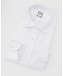 長袖白ドビーワイシャツ(CID310-200)(MO021N0MO00000FO3)
