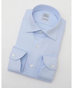 長袖チェックワイシャツ(CID310-650)(MO021N0MO00000FO4)