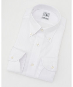 長袖白ドビーワイシャツ(CID311-200)(MO021N0MO00000FO6)