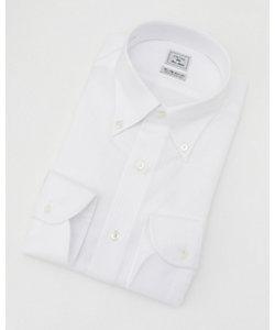 長袖白ドビーワイシャツ(CID311-201)(MO021N0MO00000FO7)