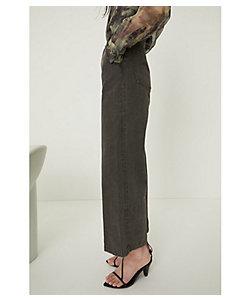RIM.ARK(Women)/リムアーク Low waist straight denim(460ESL11-0020)