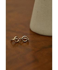 RIM.ARK(Women)/リムアーク Circle hoop pierce(460ESS56-0140)