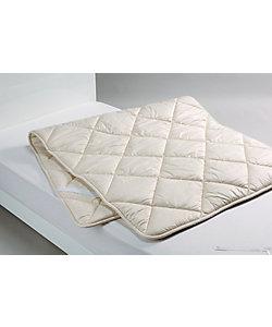 西川/ニシカワ ウォッシャブル羊毛ベッドパッド シングル(CM09157002)