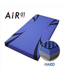 西川 AiR/エアー エアー01 ベッドマットレス/ハード セミダブル(HC19801637)
