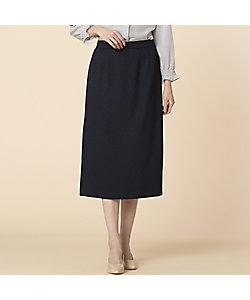 MISSEL/ミゼール ストレッチツィードスカート【セットアップ対応】(21041101A)