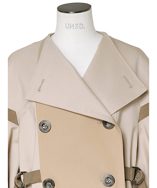 COCOON TRENCH CT(522110000101)