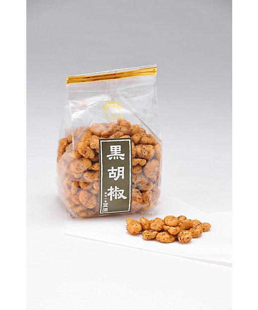 <豆源/マメゲン> 黒胡椒ビーンズ(和菓子)【三越伊勢丹/公式】