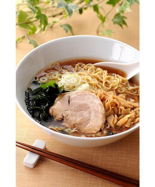 神奈川<柳麺焼豚専門店JAH>手造りラーメンセット