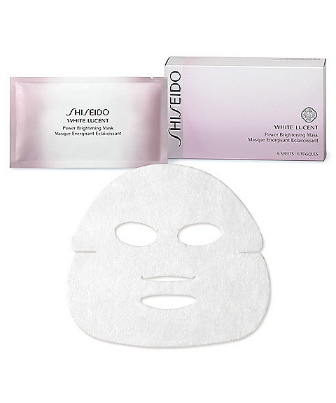 【送料無料】ホワイトルーセント パワーブライトニング マスク