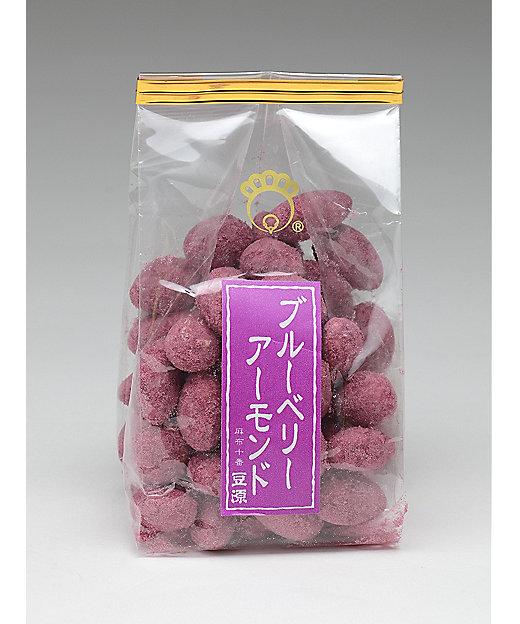 <豆源/マメゲン> ブルーベリーアーモンド(和菓子)【三越伊勢丹/公式】