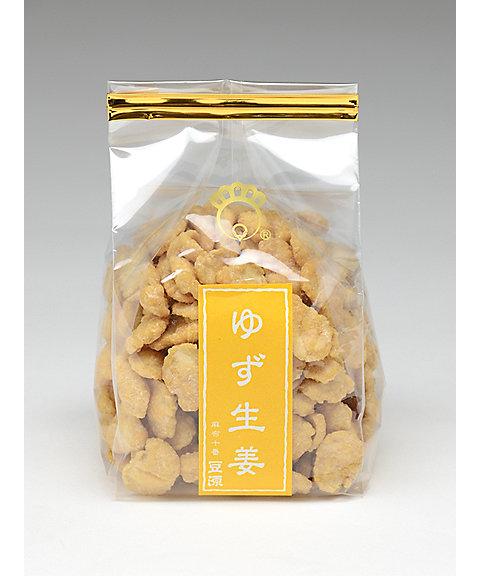 <豆源> ゆず生姜豆(和菓子)【三越・伊勢丹/公式】