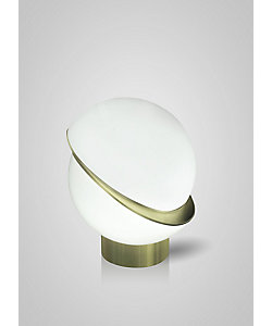 LEE BROOM/リーブルーム クレセント ミニ テーブル ランプ