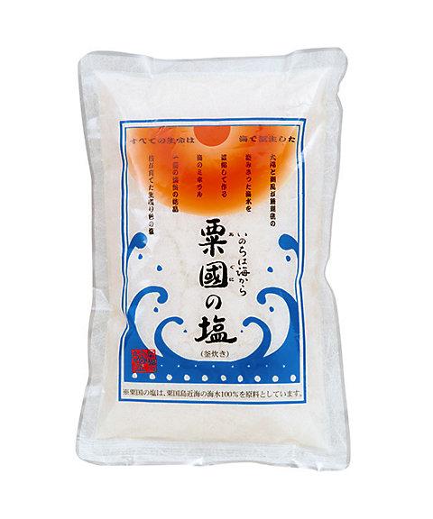 <ジャパンソルト> 粟國の塩(釜炊き)【三越・伊勢丹/公式】