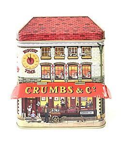 ★【123】<イングリッシュティーショップ>紅茶(有機ダージリンティー)&ハウス缶セット