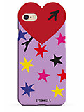 HEART CASE MULTICOLOUR STARS スマートフォンケース(iPhone7/iPhone8対応)(14238)