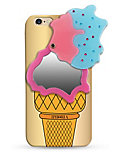 MIRROR CASE GOLDEN ICE CREAM スマートフォンケース(iPhone7/iPhone8対応)(14278)