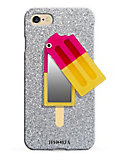 MIRROR CASE YELLOW PINK ICED LOLLY (iPhone7/iPhone8対応)(14279)
