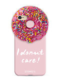 ROUND CASE I DONUT CARE スマートフォンケース(iPhone7/iPhone8対応)(14305)
