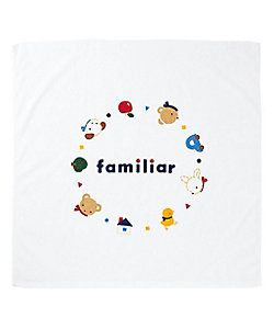 FAMILIAR(Baby&Kids)/ファミリア バスタオル(150457)
