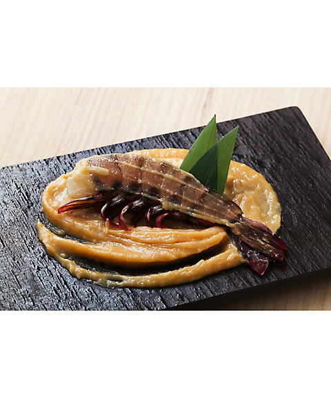 <京粕漬 魚久> えび酒粕白味噌漬【三越・伊勢丹/公式】