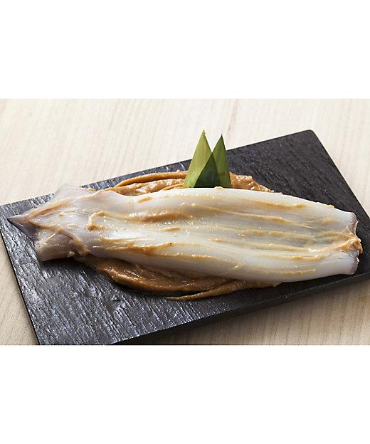 <京粕漬 魚久/キョウカスヅケ ウオキュウ> いか京粕漬【三越伊勢丹/公式】