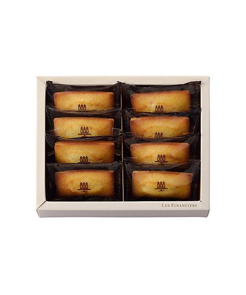 <アンリ・シャルパンティエ/HENRI CHARPENTIER> NW129 フィナンシェ(8個入)(洋菓子)【三越・伊勢丹/公式】