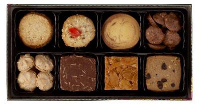 デメルのクッキー詰合せ(140g)