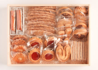 洋菓子舗ウエストのドライケーキ