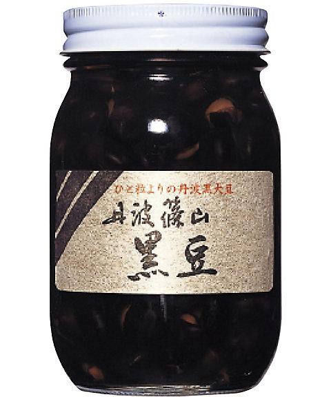 (DHL)丹波篠山黒豆煮 07908【三越・伊勢丹/公式】