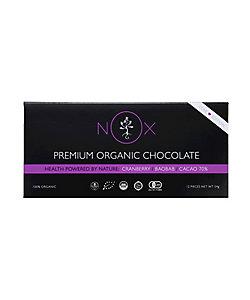 ノックス/ノックス プレミアムオーガニックチョコレート クランベリー