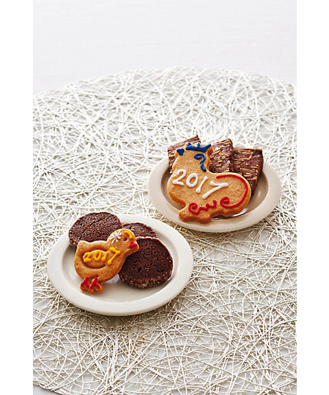 干支のクッキー【シェ・シーマ】