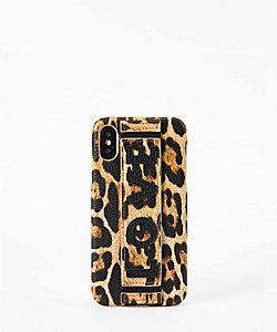 IPHORIA(Women)/アイフォリア Clutch Case with Leo Print