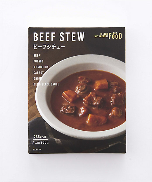 <ISETAN MITSUKOSHI THE FOOD> ビーフシチュー【三越伊勢丹/公式】