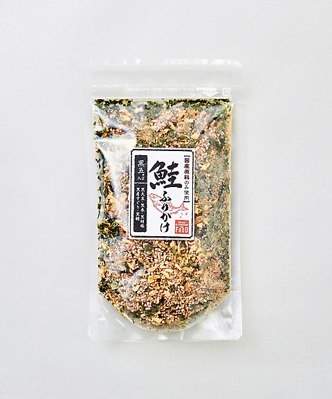 <ISETAN MITSUKOSHI THE FOOD> 国産黒五入りふりかけ 鮭 袋入【三越・伊勢丹/公式】