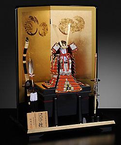 加藤一冑/カトウイッチュウ 【ECNo.24】一冑作 鎧飾りセット