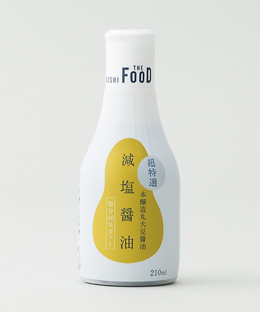 <ISETAN MITSUKOSHI THE FOOD/イセタン ミツコシ ザ フード> 超特選 減塩醤油【三越伊勢丹/公式】