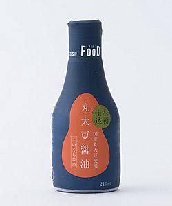 木樽仕込み 国産丸大豆使用醤油