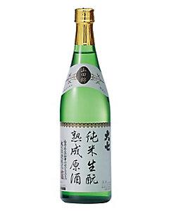 <大七酒造>大七 純米生もと熟成原酒 山田錦