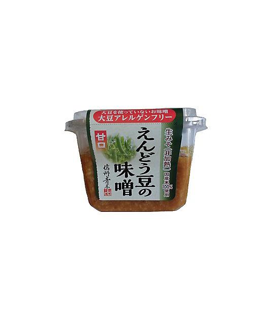 <あぶまた味噌/アブマタミソ> えんどう豆の味噌【三越伊勢丹/公式】