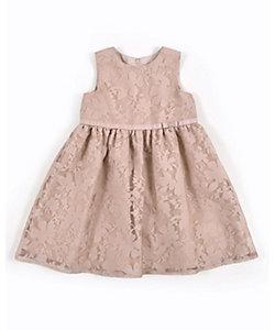 Tartine et Chocolat(Baby&Kids) /タルティーヌ・エ・ショコラ オーガンジージャンパースカート