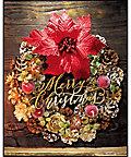 【お歳暮】送料無料! 【A210043】〈アトリエメゾンデコ〉クリスマスリース 【三越・伊勢丹/公式】