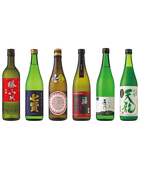 三越・伊勢丹オンラインストア【SALE(伊勢丹)】 086 フランス人が選んだ美味しい日本酒 「Kura Master 2018」受賞日本酒6本セット 【三越・伊勢丹/公式】