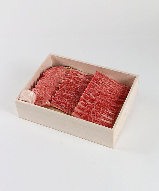 <片葉三/カタバミ> 三重県産 特産松阪牛 バラ焼肉用【三越伊勢丹/公式】