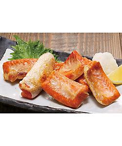 11001 お得用 紅鮭ハラス(カット済) 1箱