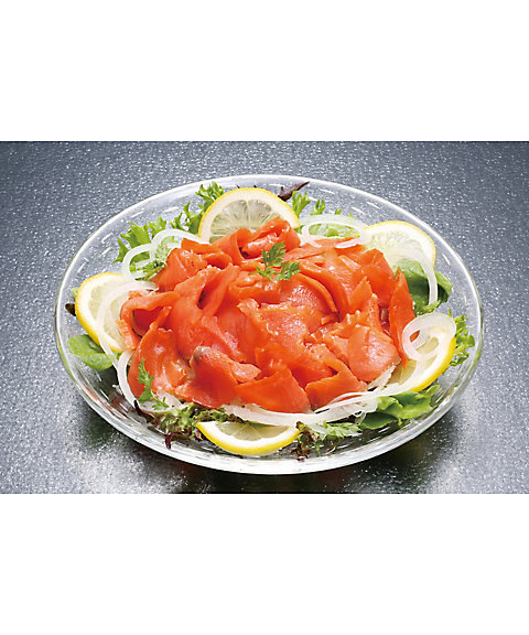 11013 紅鮭スモークサーモンチップ(切り落とし) 1箱【三越・伊勢丹/公式】