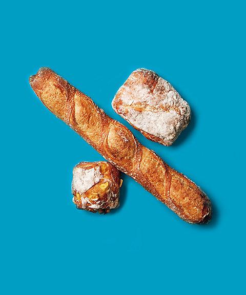 <シニフィアン シニフィエ>新麦のパンセット 【三越・伊勢丹/公式】