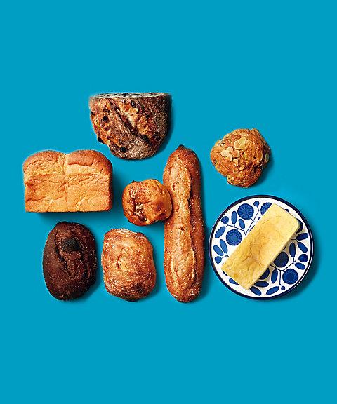 三越・伊勢丹オンラインストア<セニデュヌボンニテー>新麦パンと菓子セット 【三越・伊勢丹/公式】